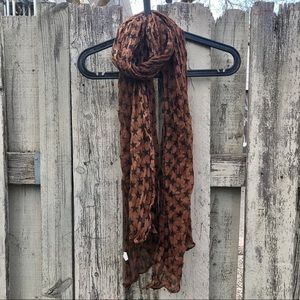 scarf add on FREE w 3 item purchase!